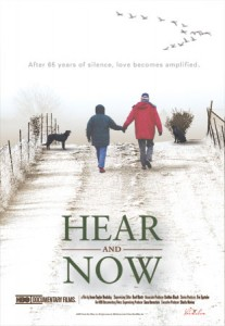 poster for Hear and Now